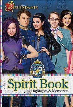 Disney Descendants  Auradon Prep Spirit Book  Highlights and Memories