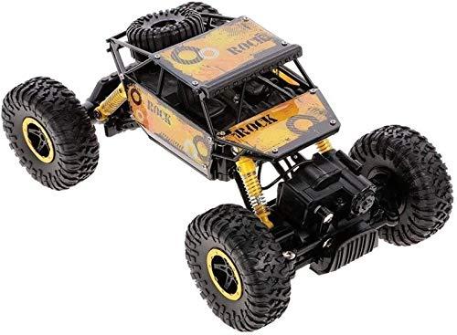 Kikioo 1:18 RC del coche grande del pie Coches 4x4 Climbing conducción fuera de carretera del vehículo antideslizante controlado por radio Rock Crawlers Buggy alta velocidad de camiones de juguete for