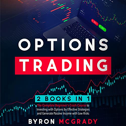 Couverture de Options Trading - 2 Books in 1
