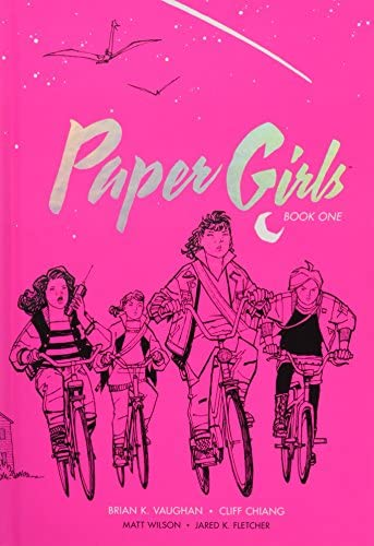 Paper Girls Deluxe Edition Volume 1 product image
