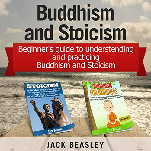 Buddhism and Stoicism  By  cover art