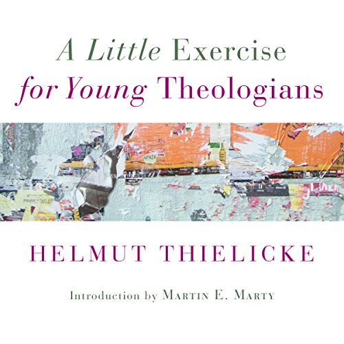A Little Exercise for Young Theologians audiobook cover art