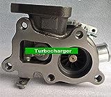 GOWE Turbocharger para TD04 Turbocharger para Mitsubishi Pajero 4D56Q 4D56 Motor Turbo Charger 49177-02510 Supercharger