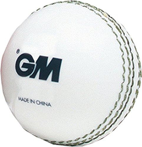 Gunn & Moore Kricketball, rot/weiß