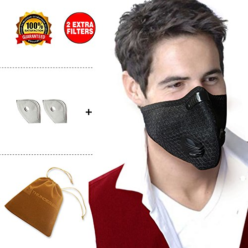 Allergy Mask Anti Pollution Mask Respirator