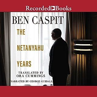 The Netanyahu Years cover art