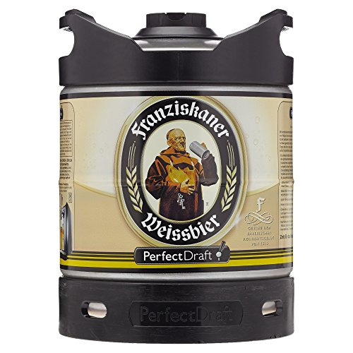 Franziskaner Weissbier Perfect Draft (1 x 6l)