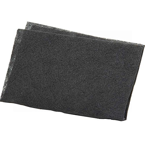 Original Bomann activo-filtro de carbón 256 500 (1 pcs compatible con campanas aspirantes-capó Bomann DU{622} negro)