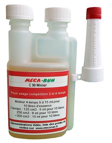 MECA-RUN C99W_250_ML Additif pour Essence- C 99 Winner 250 ML