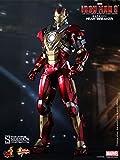 Hot Toys Marvel Iron Man 3 Heartbreaker Mark 17 XVII 1/6 Scale 12' Figure MISB