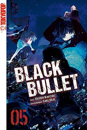 Black Bullet - Novel 05