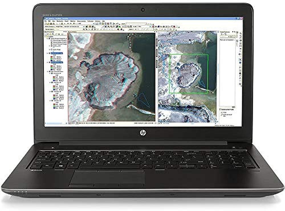 Hp pc portatile intel core i7 32gb ram   512gb ssd   nvidia quadro m1000 Z BOOK 15 G3