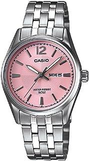 Casio LTP-1335D-5AVDF for Women (Analog, Dress Watch)