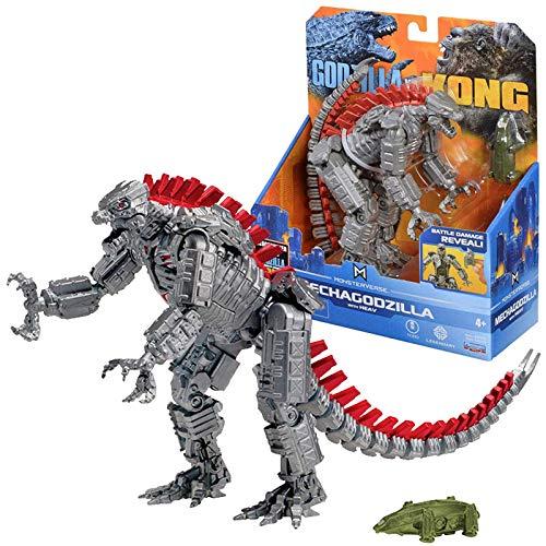 28 cm Riesige Mecha Godzilla vs Kong King of Monsters Gojira Monstverse Anime Action Figure Puppe Sammeln Modell Erwachsene Kinderspielzeug