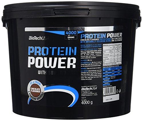 Protein Power - 8.818 lbs - Chocolate - Biotech by BiotechUSA