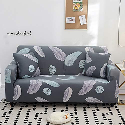 WXQY Funda de sofá Todo Incluido Sala de Estar Funda de sofá elástica sillón Funda de sofá Funda Protectora de Muebles Funda de sofá A32 2 plazas