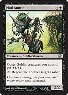 Magic: the Gathering - Mad Auntie (90) - Modern Masters