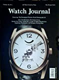Watch Journal - Volume 20, Number 1, February & March 2017 (The Design Issue)