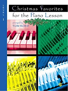 Christmas Favourites: For the Piano Lesson - Level 1