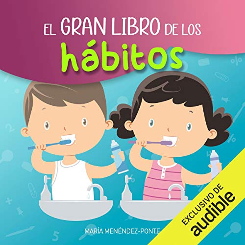 Couverture de El Gran Libro de los Habitos (Narración en Castellano) [The Great Book of Habits]