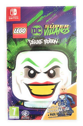 Lego DC Super Villanos Deluxe Edition Nintendo Switch
