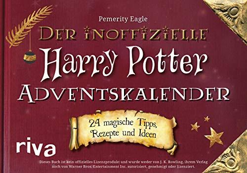 Harry Potter Adventskalender-Buch: Tipps, Rezepte und Ideen