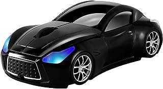 Car Shape Wireless Mouse, FIRSTMEMORY 2.4G Sport Race Car Mouse Optical Mouse 1600 DPI for Computer PC Laptop Desktop Mac ...
