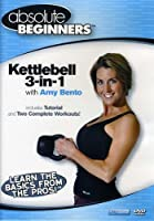 Absolute Beginners: Kettlebell 3-In-1 With Amy Ben [DVD] [Import]