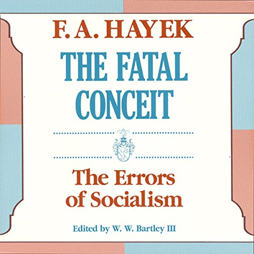 The Fatal Conceit cover art
