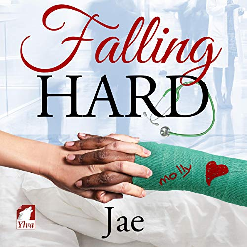 Falling Hard audiobook cover art