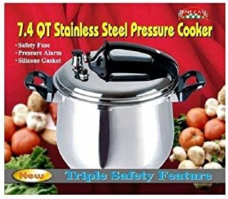 Bene Casa Pressure Cooker 7.4 QT