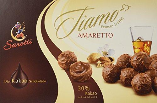 Sarotti Amaretto Trüffel, 125 g
