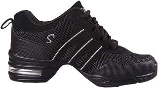 comprar comparacion Zapatos de Baile Danza Moderna Zapatos de Jazz Movimiento Zapatos de la Aptitud