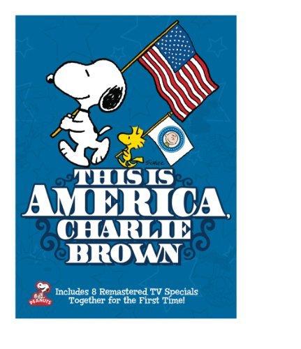 This Is America Charlie Brown [DVD] [Region 1] [US Import] [NTSC]