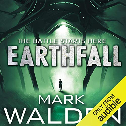 Earthfall cover art