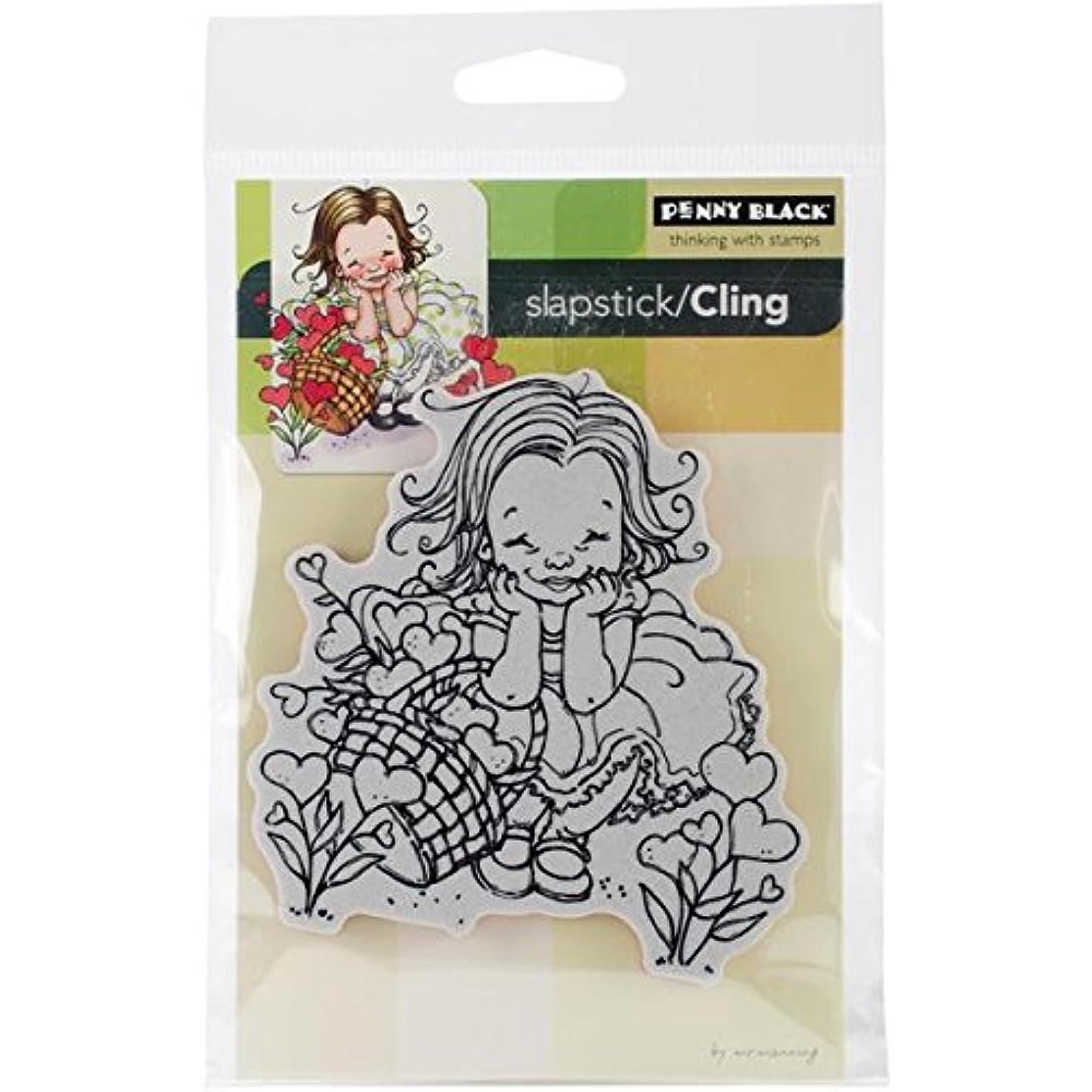 Penny Black Garden of Love Decorative Stamp