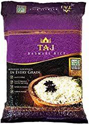 Taj Basmati Rice, 5kg