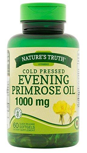 1000 mg evening primrose oil - 7