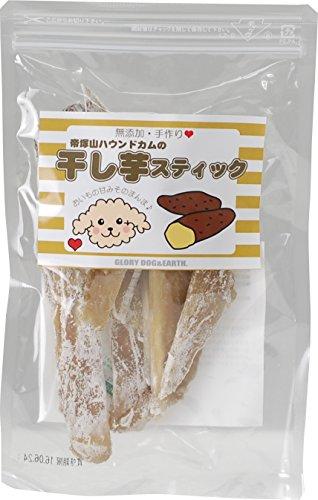 犬用 無添加おやつ 干し芋スティック (100g)