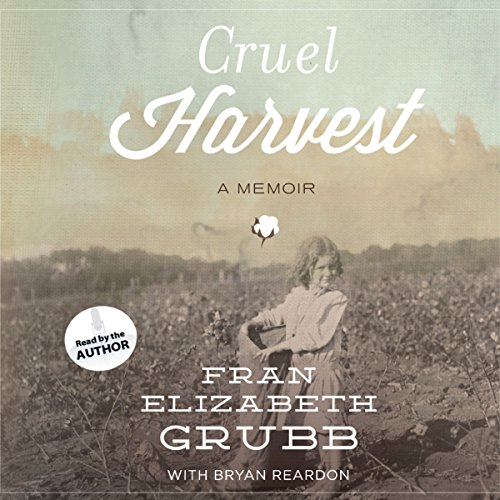 Cruel Harvest audiobook cover art