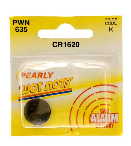 Wot-Nots Pearl PWN628 Number Plate Screw and Cap Black