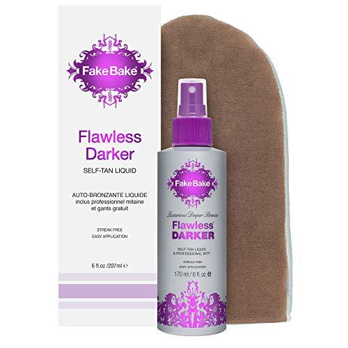 Fake Bake Flawless Darker Self-Tanning Liquid