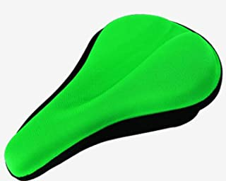Tonmi Gel Bike Seat Cover - Extra Soft Bicycle Saddle Cover for Spin - 11