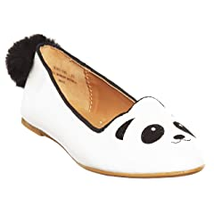 9192fb424fb5 Women s Cute Casual Comfort Animal Loafer Slip-On Soft Ballet .