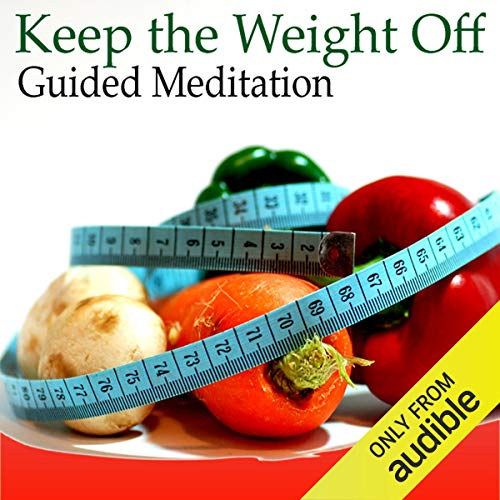 Guided Meditation to Keep the Weight Off Audiobook By Val Gosselin cover art