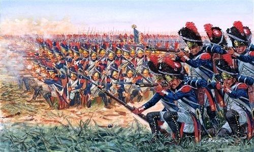 Italeri 510006072 - 1:72 Napoleon Kriege - Franz Grenadiere