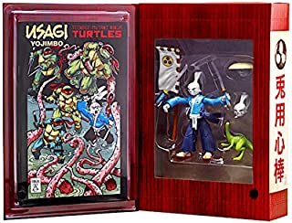 2017 SDCC Playmates TMNT Teenage Mutant Ninja Turtles Exclusive Samurai Rabbit Usagi Yojimbo Figure (Ltd. 350 pieces)