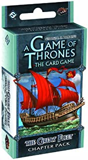 A Game of Thrones: The Card Game - The Great Fleet Chapter Pack