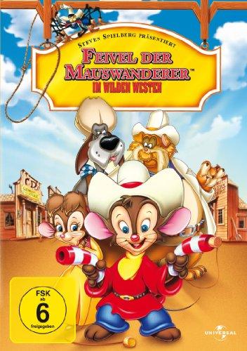 Feivel, der Mauswanderer im Wilden Westen