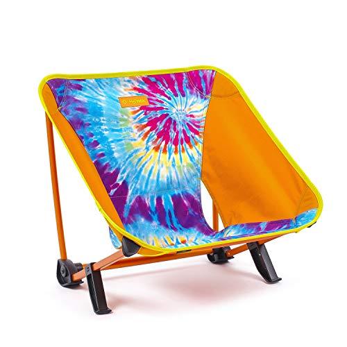 Helinox インクライン フェスティバル チェア 調節可能 アウトドア 折りたたみ椅子 イベント用 タイダイ